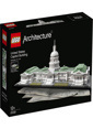Lego LEGO Architecture Us Capitol Build Renkli